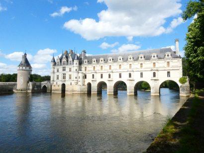 balade à Bléré vue du château de chenonceau