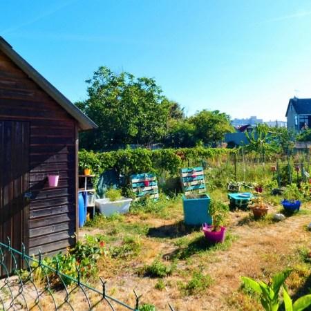 jardin ouvrier Visiter Saint-Pierre-des-Corps
