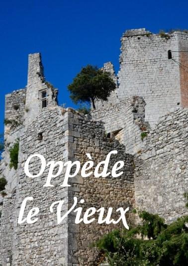Visiter Oppède le Vieux