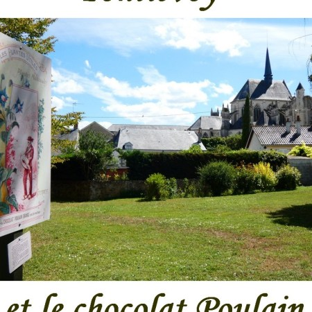 Visiter Pontlevoy chocolat poulain