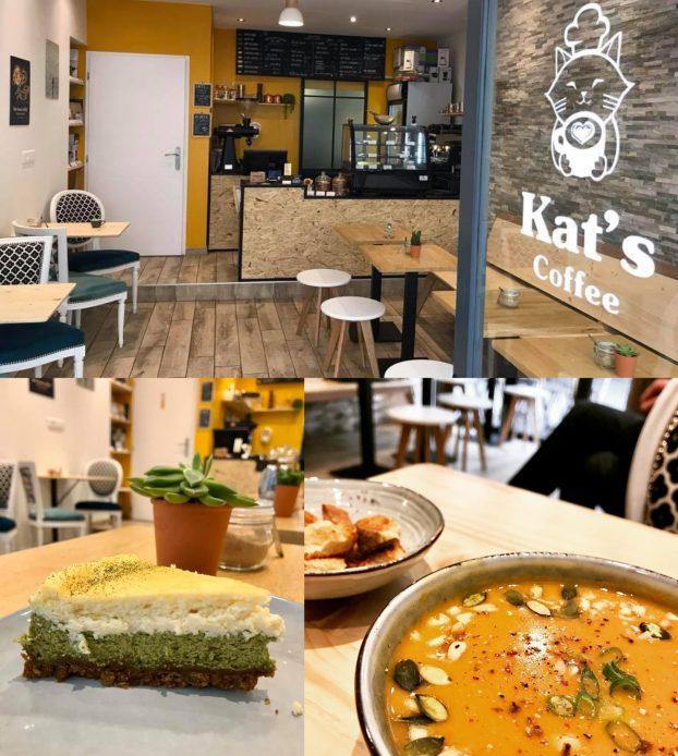 où manger québécois à Tours - Poutine Kat's Coffee