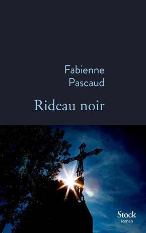 Rideau noir de Fabienne Pascaud