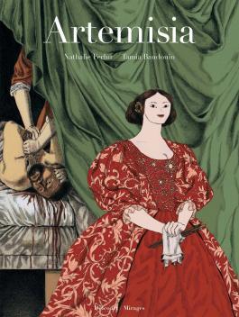 BD Artemisia de Nathalie Ferlut