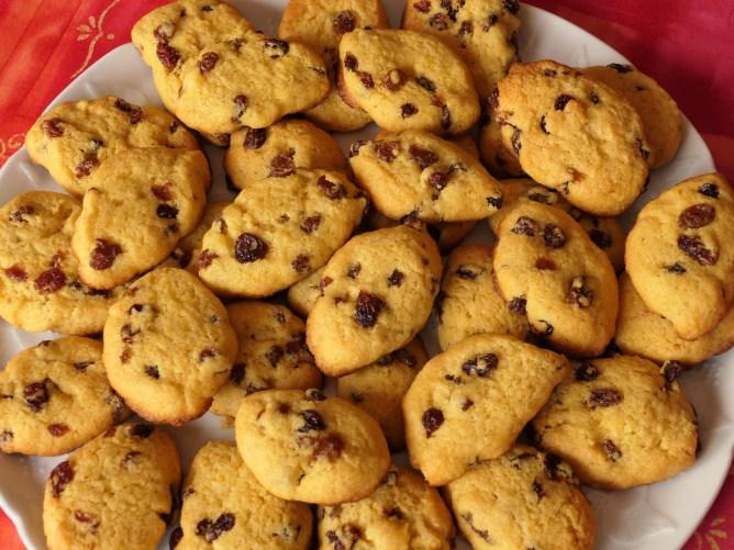 Recette des zaletti biscuits italiens zaeti