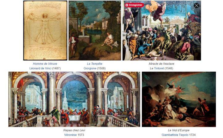 Que voir à Venise Dorsoduro visiter musée