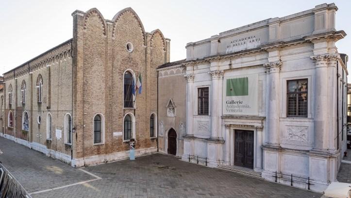 Que voir à Venise Dorsoduro accademie