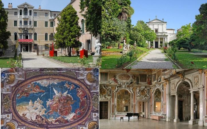Que voir à Venise Dorsoduro palais armeni