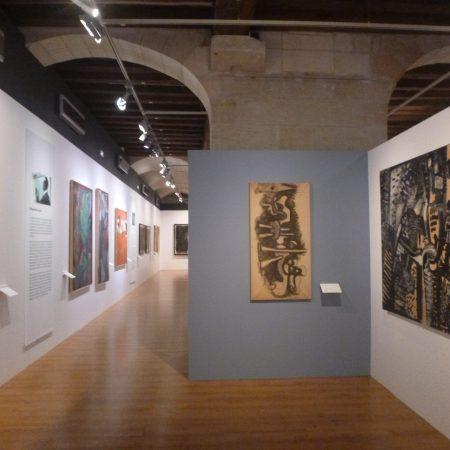 Expositions au Musée des Beaux Arts de Tours : Olivier Debré, Raphaël et la gravure et XXelle