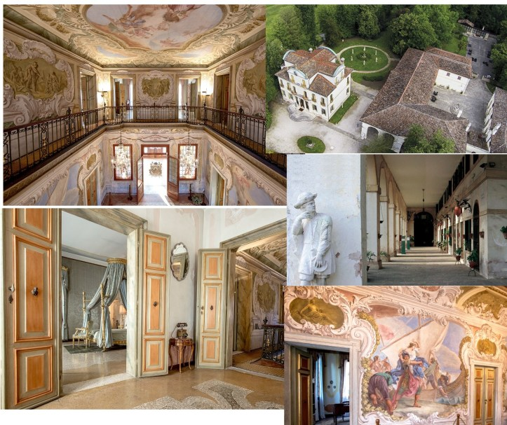 visiter les villas de la Brenta venise
