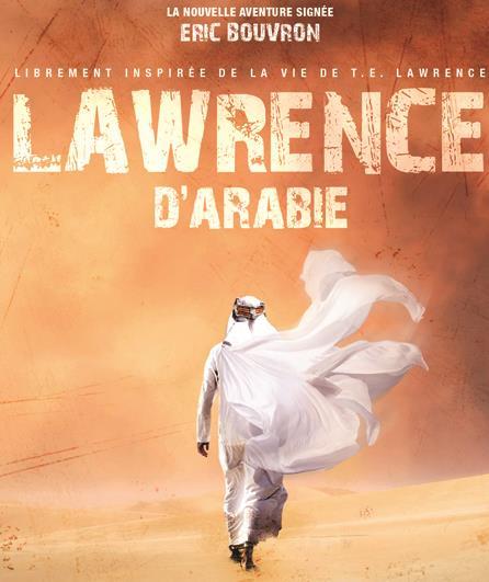 Lawrence d'Arabie festival d' Avignon