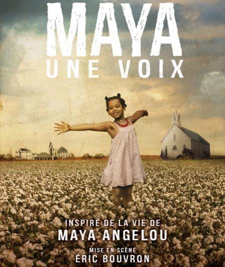 Maya, une Voix festival d' Avignon
