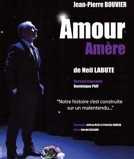 Amour Amère Festival d' Avignon