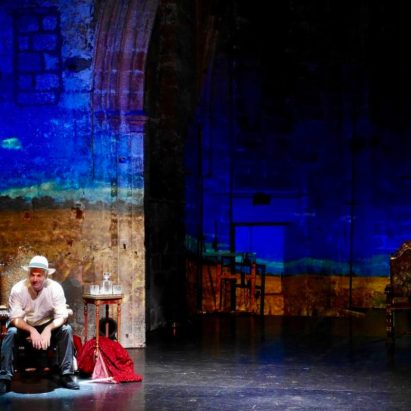 To be or not to be Avignon festival d' Avignon
