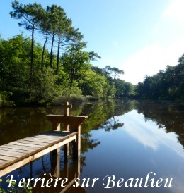 Balade des étangs de Ferrière