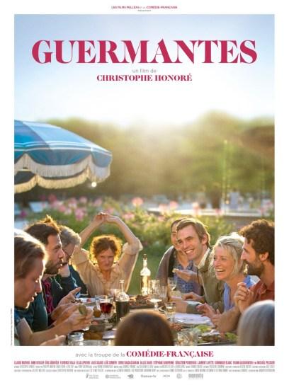 avis sur le film Guermantes avec la troupe de la Comédie-Française par Christophe Honoré