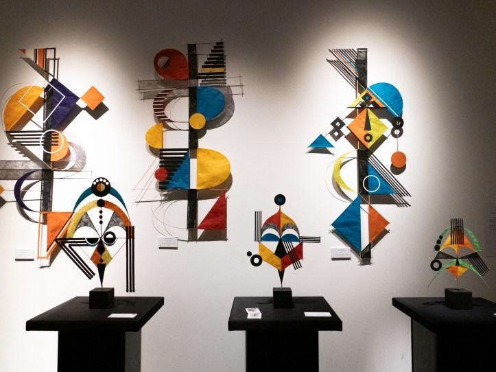 Exposition vente Odyssées 2021 Florence Brassart