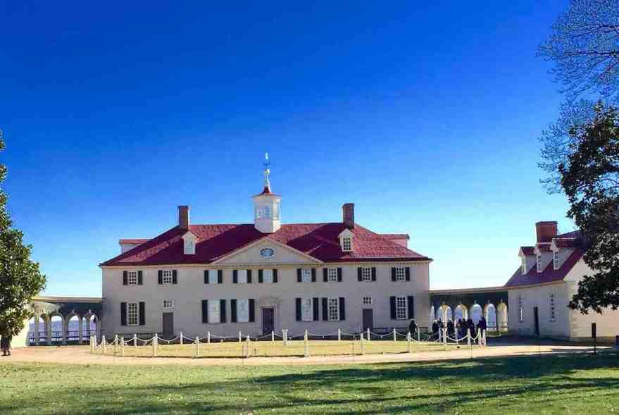 Mount Vernon Sights