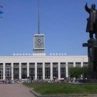 Estacion de tren Finlandia