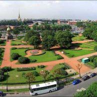 Plaza Solovetsky