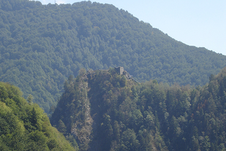 Poenari Fortress Tours in Brasov