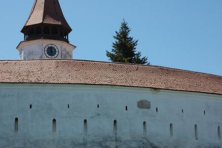 Prejmer Fortified Church Tours in Brasov