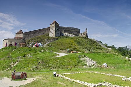 Rasnov Fortress Tours in Brasov