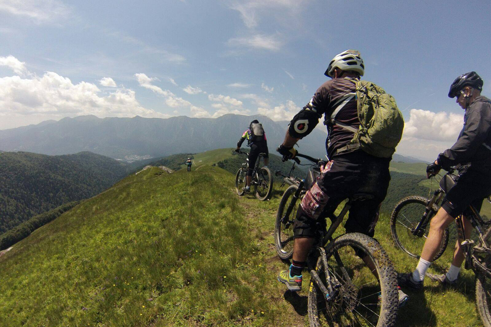 Mountain Bike Brasov Tour by Royal Compass