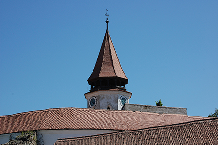 Prejmer Fortified Church by KL Mircea