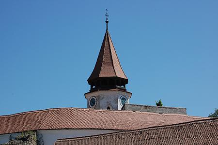 Prejmer Fortified Church by KL Mircea