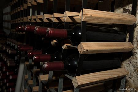 wine cellar by Mark Walker