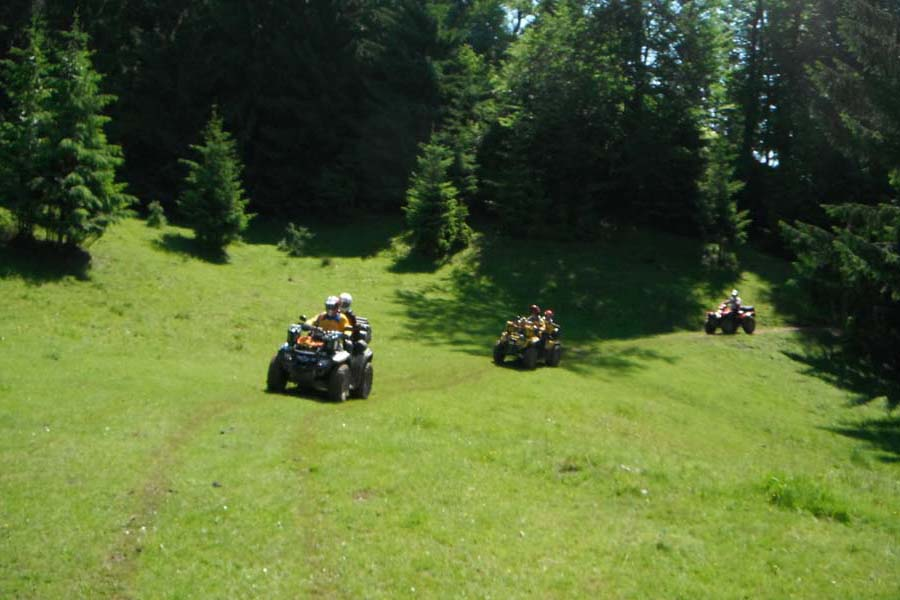 ATV Tours Brasov 2 by Moto Land
