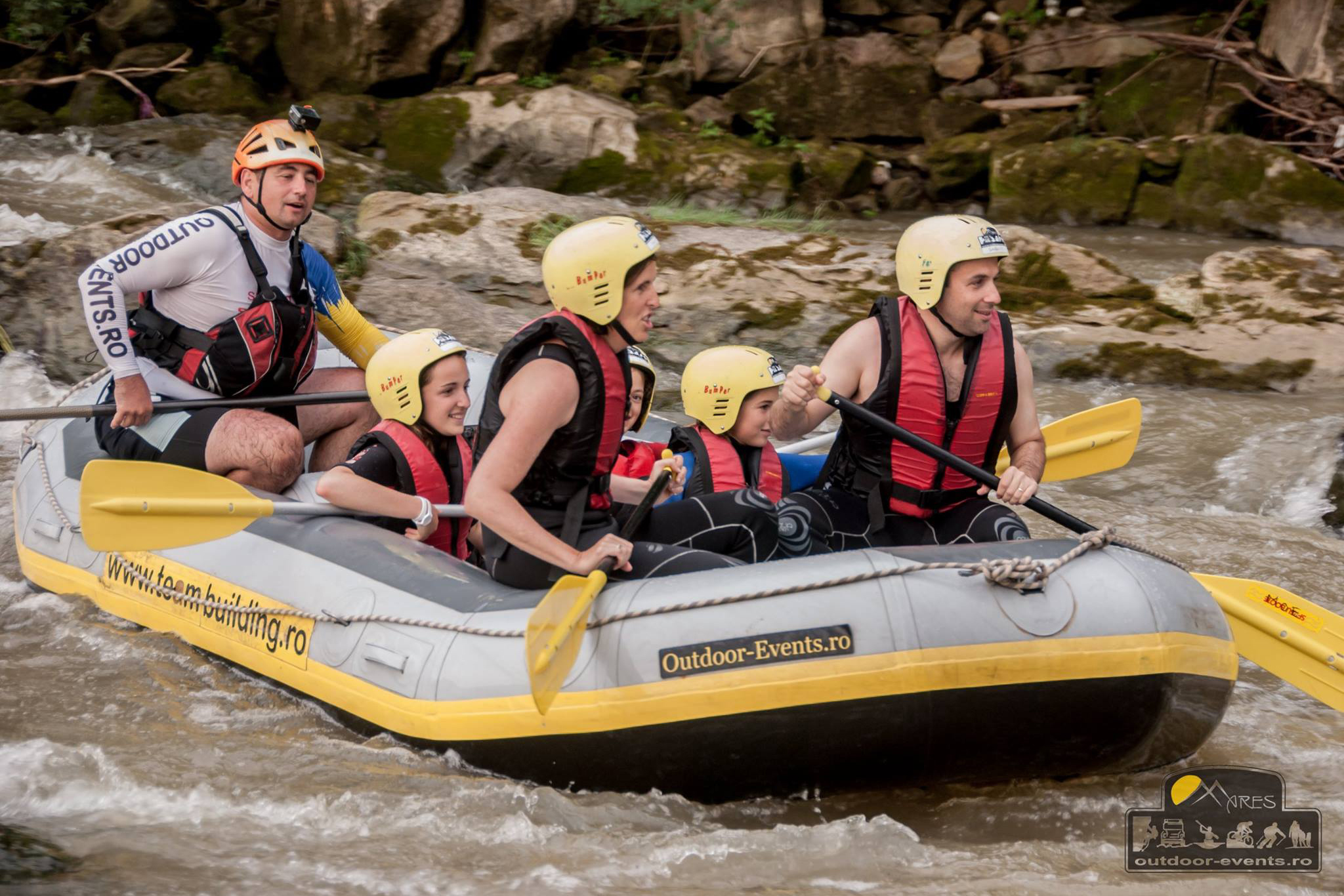 Off Road and Rafting 2 by Mares Outdoor Events