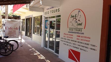 Loreto Sea and Land Tours