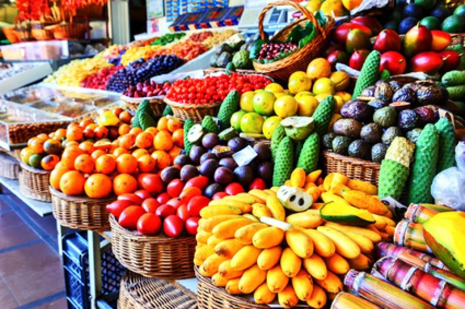 fruit shop sao miguel island azores