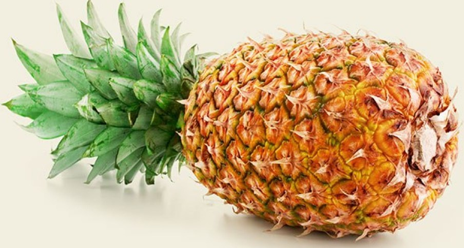 azores pineapple for Sale at market