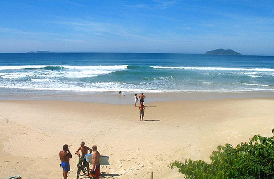 Praia dos Açores - Florianópolis - Florianópolis | Loucos por Praia