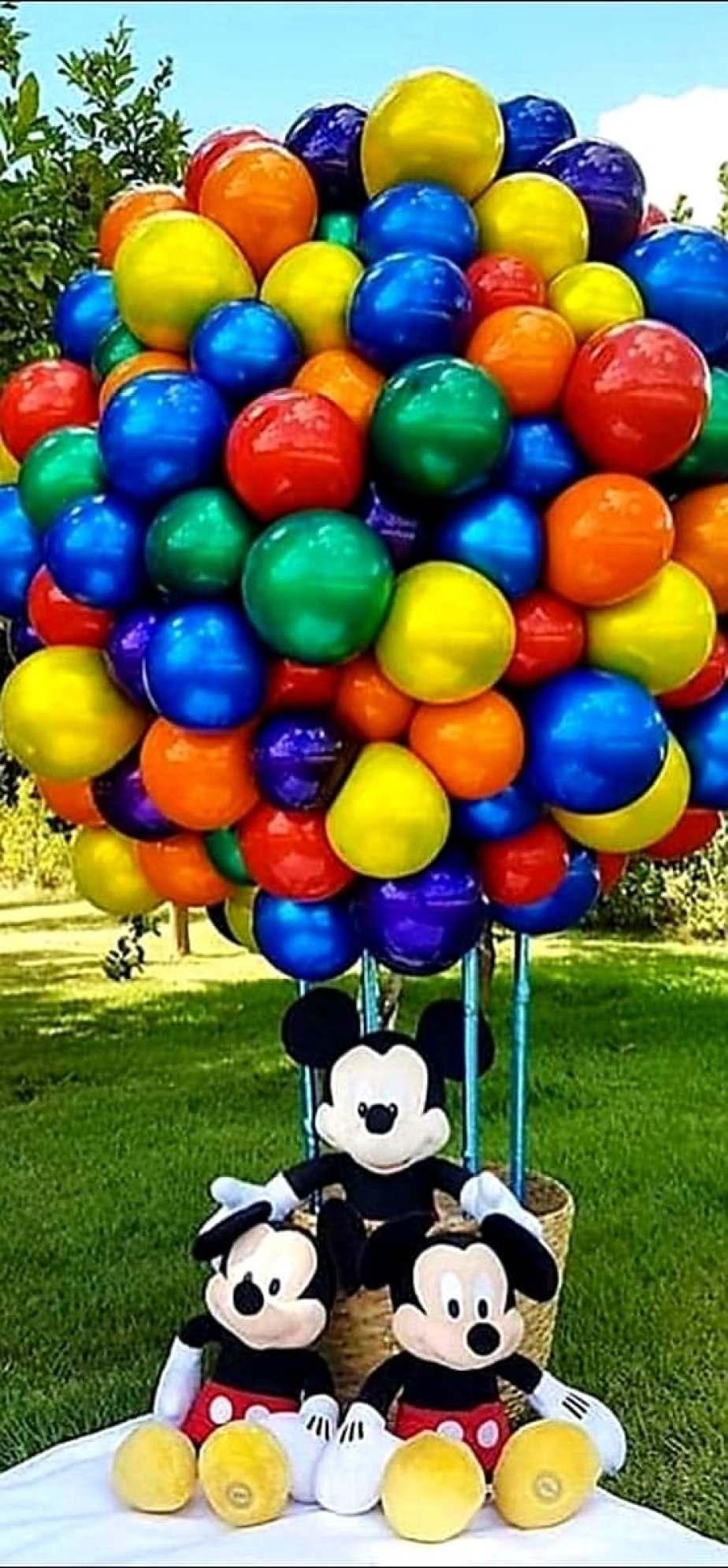 Azores ballon sao miguel festa