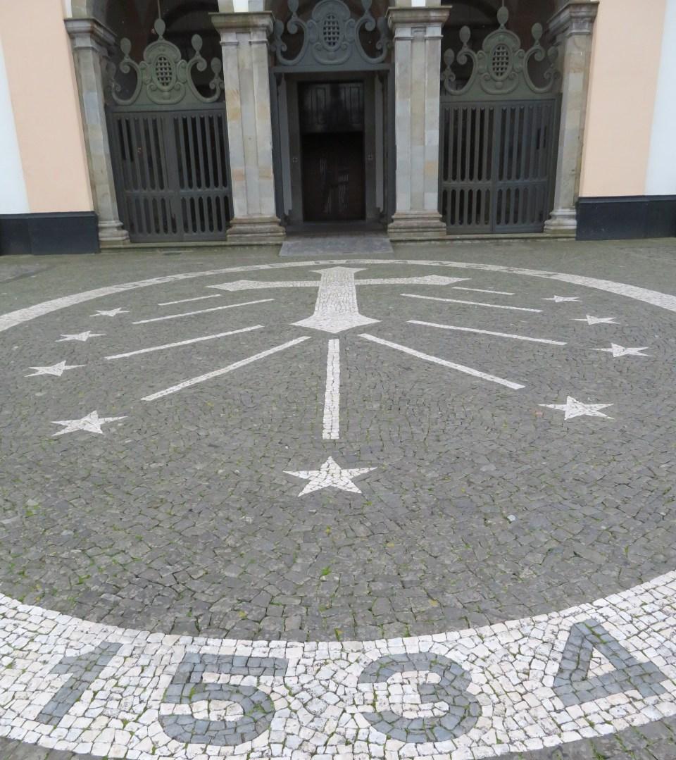 Azores Hotel Casino Entrance Terceira Bulls