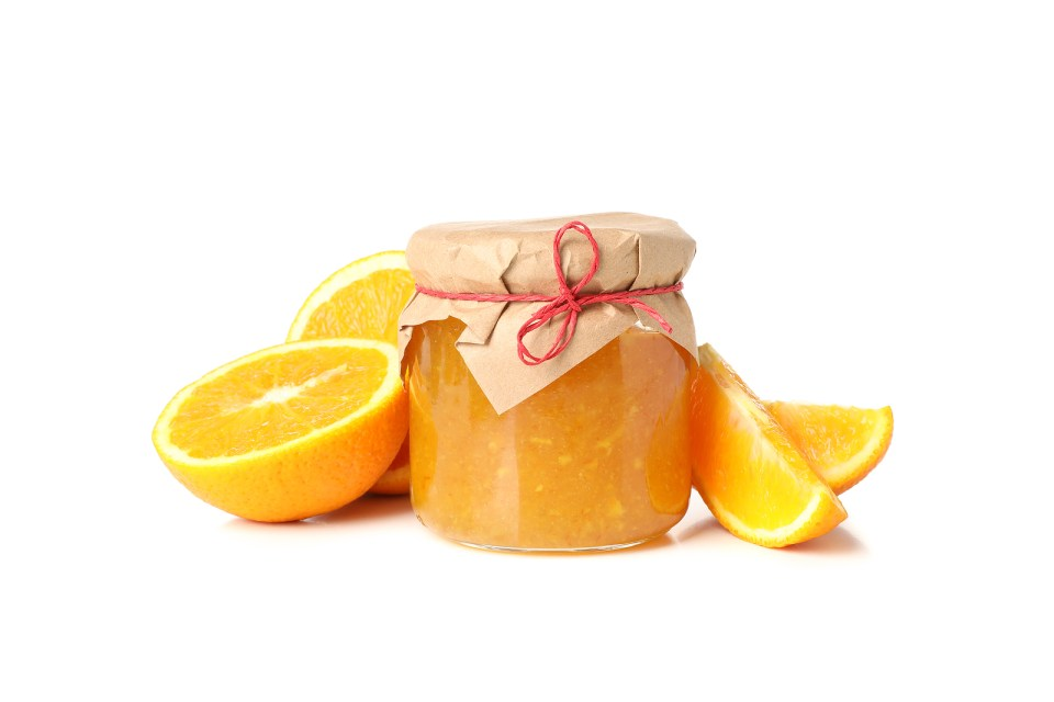 azores orange marmalade