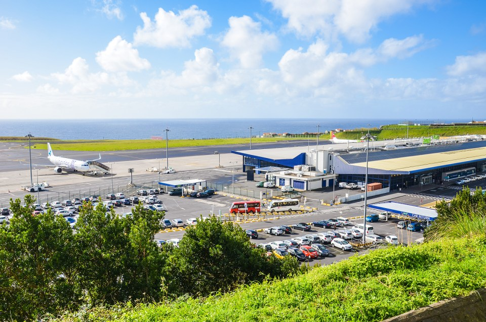 Azores Sao Miguel Airport Covid 19 Testing