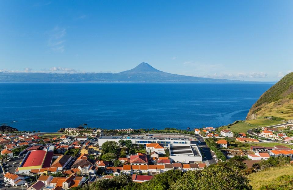 Portuguese Coffee Azores Islands Sao Jorge