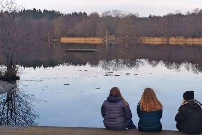 Our Stockholm Nature Tours bring you to Nacka Nature Reserve
