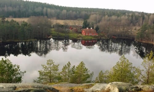 Our Stockholm Nature Tours bring you to some top spots with brilliant views over the Nacka Nature Reserve