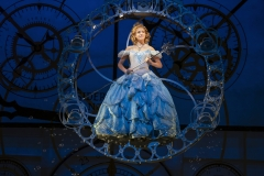 Allison Bailey in the North American Tour of Wicked. Photo by Joan Marcus, 2017.