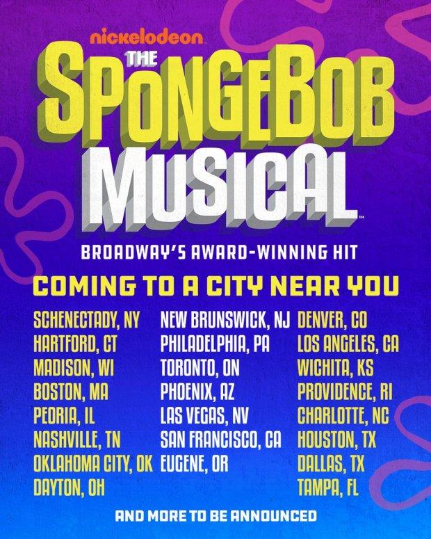 SpongeBob sked