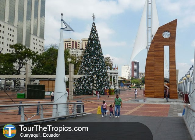 Atracciones en Guayaquil - Ecuador