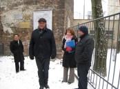 2011 - The Warsaw Ghetto tour