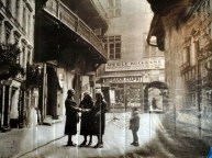 Prewar Jewish street