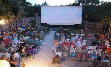 Movies Under the Stars – at the Corral Theater Wimberley