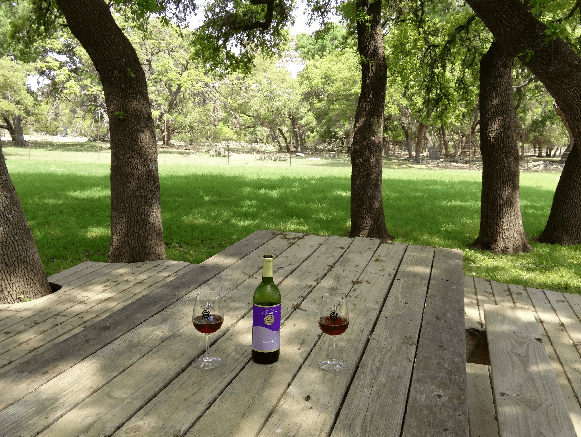 Texas Hill Country Wineries Near Wimberley